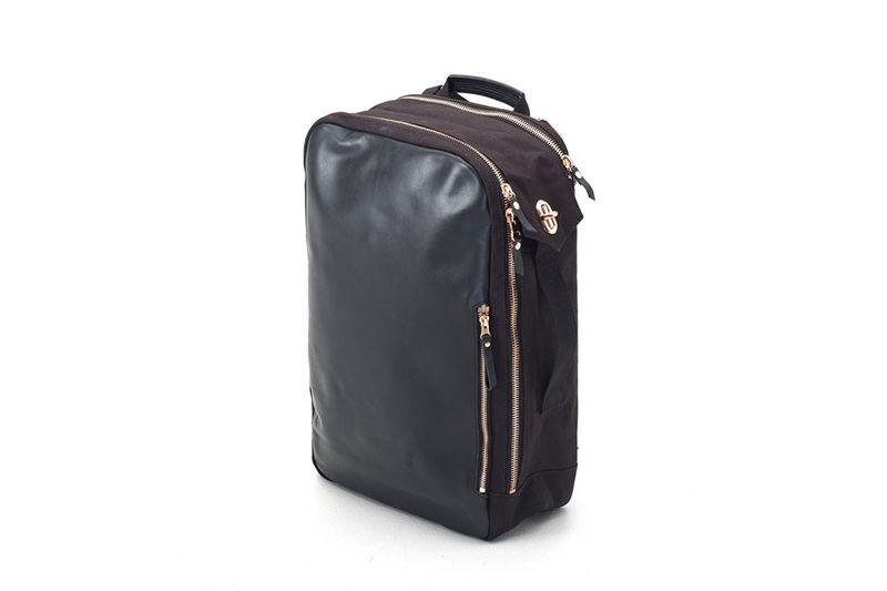 Organic Leather Backpacks