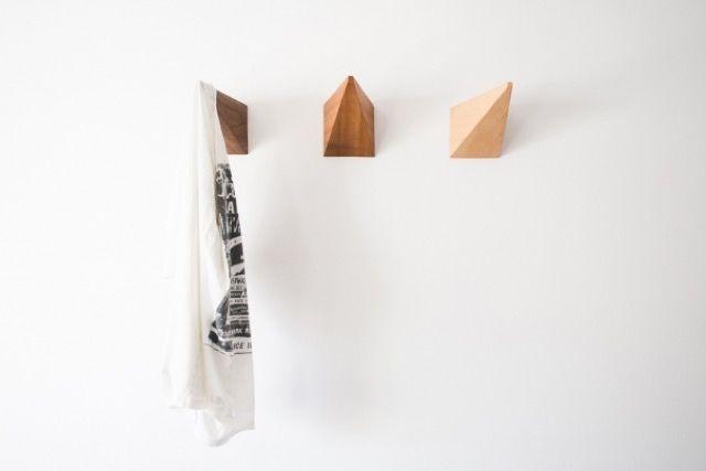 Minimalist Coat Hangers