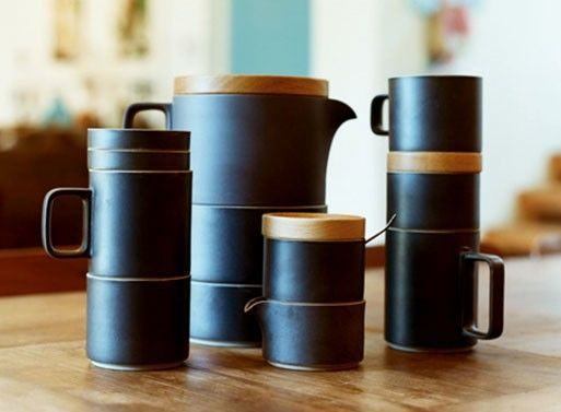 Stackable Japanese Cookware