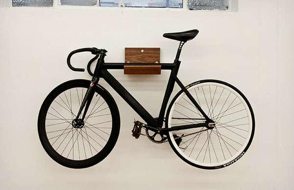 16 Minimalist Indoor Bike Racks