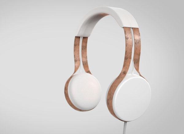 Minimalist Professional Headphones