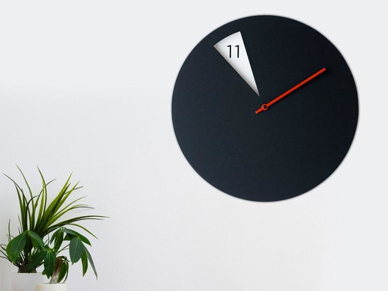 Minimalist Wall Clocks