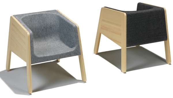 Minimalistic Seating