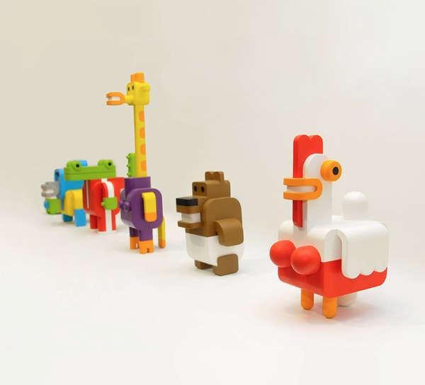 Modular Animal Toys