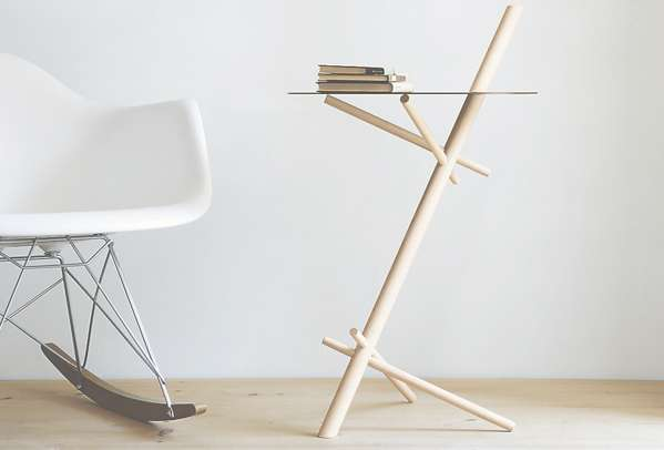 Saluting Side Tables
