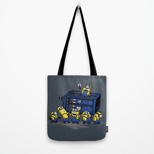 Minions Have the Tardis