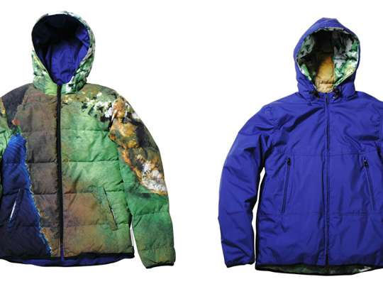 minotaur and jaxa down jackets