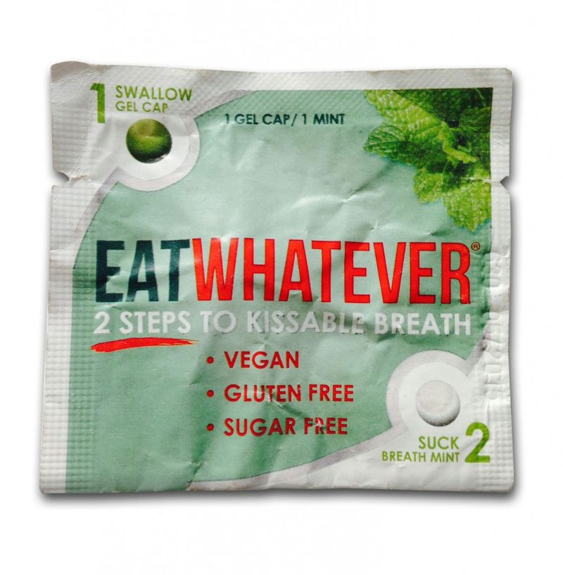 Provocative Mint Packaging