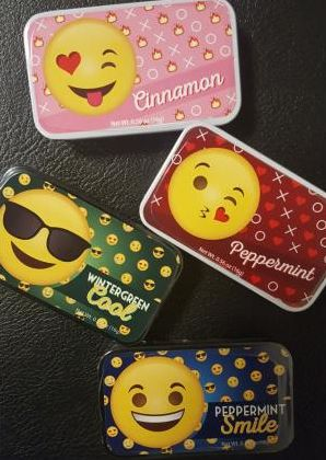 Emotive Mint Tins