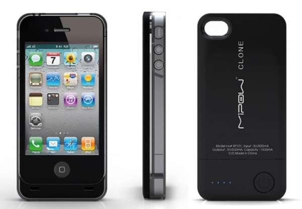 Power-Packing Phone Covers