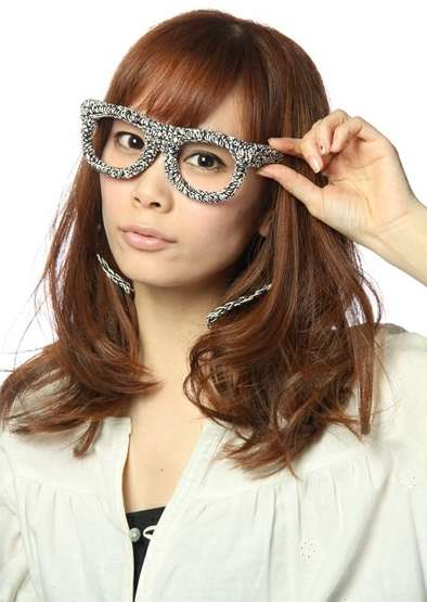 Yarn-Wrapped Spectacles