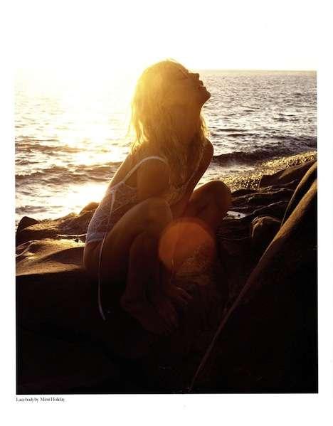 Sun-Soaked Beachtography