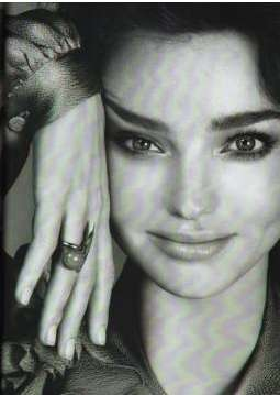 Miranda Kerr Vogue Italia September 2010