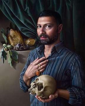 Symbolic Photorealism Portraits