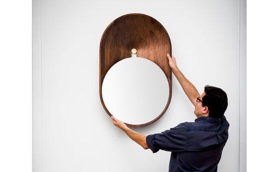 Melting Lumber Mirrors
