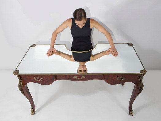 Narcissistic Desks
