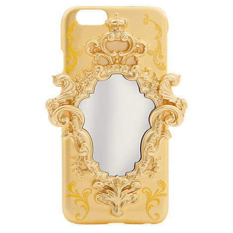 Ornately Mirrored Phone Cases