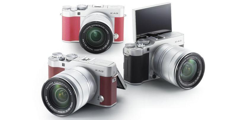 Selfie-Focused Cameras