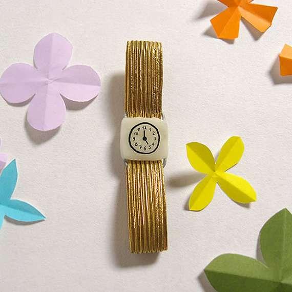 Retro Timepiece Bracelets
