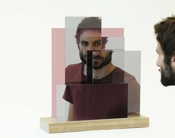 Fragmented Facade Mirrors