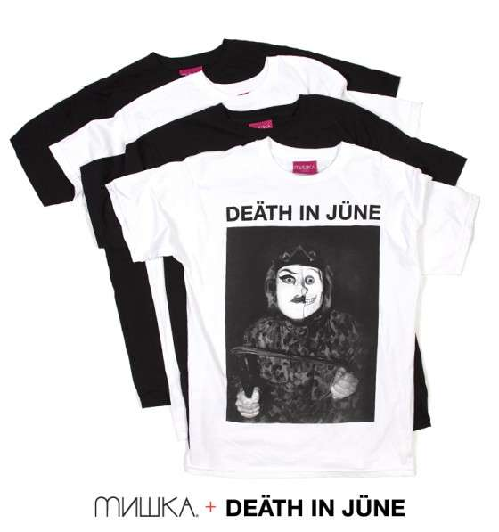 Mishka x Death In June Capsule Collection