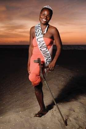 Miss Landmine Contest