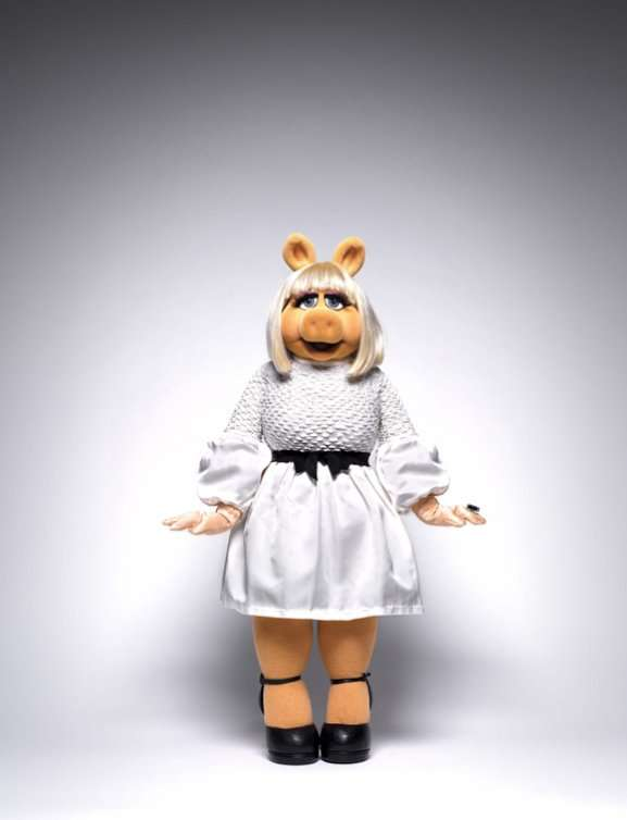 Miss Piggy for InStyle