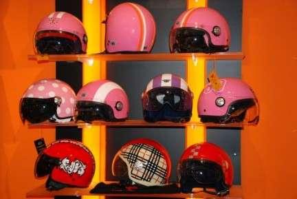 Fashion Helmets for Runways