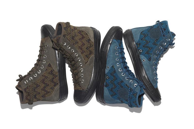 Rugged Wool Sneakers
