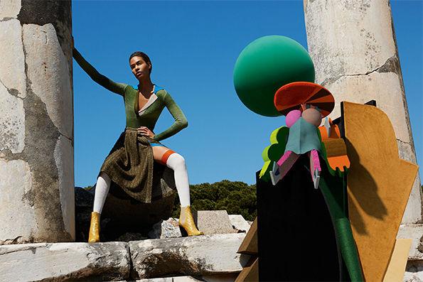 Futuristic Abstract Campaigns