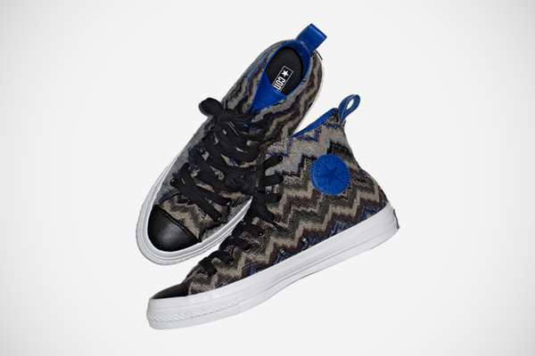 Wickedly Woven Sneakers