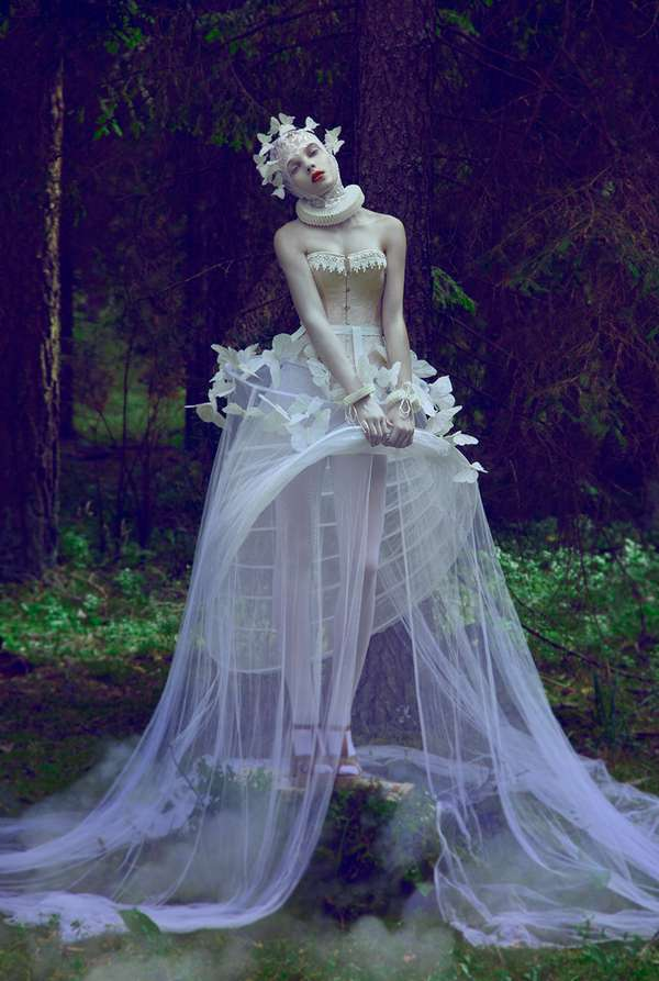 Regally Fantastical Photoshoots