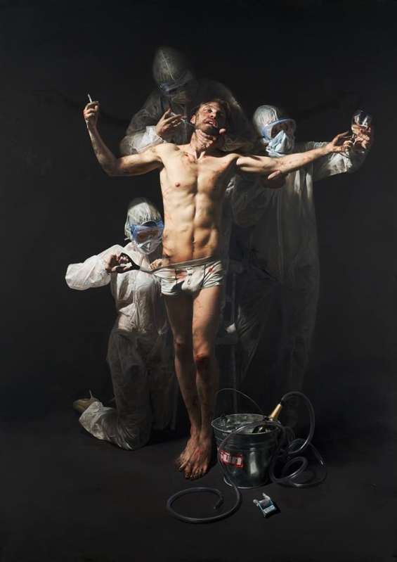 Contemporized Classic Paintings