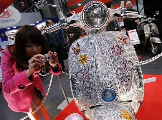 Bedazzled Scooters