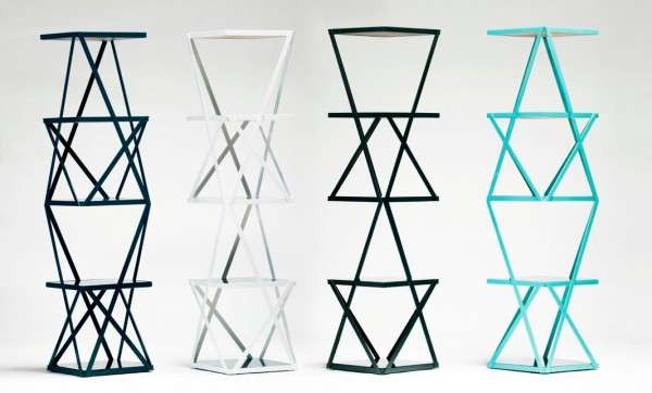 Tribal Pole-Inspired Furniture