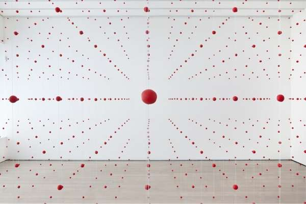 Red Ball Matrices