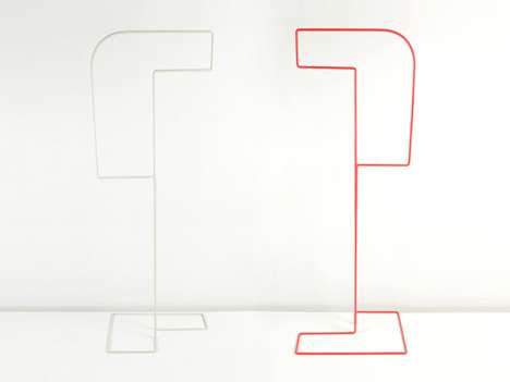 Wiry Minimalist Furniture