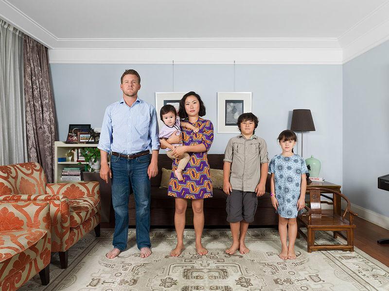 Mixed Family Portraits