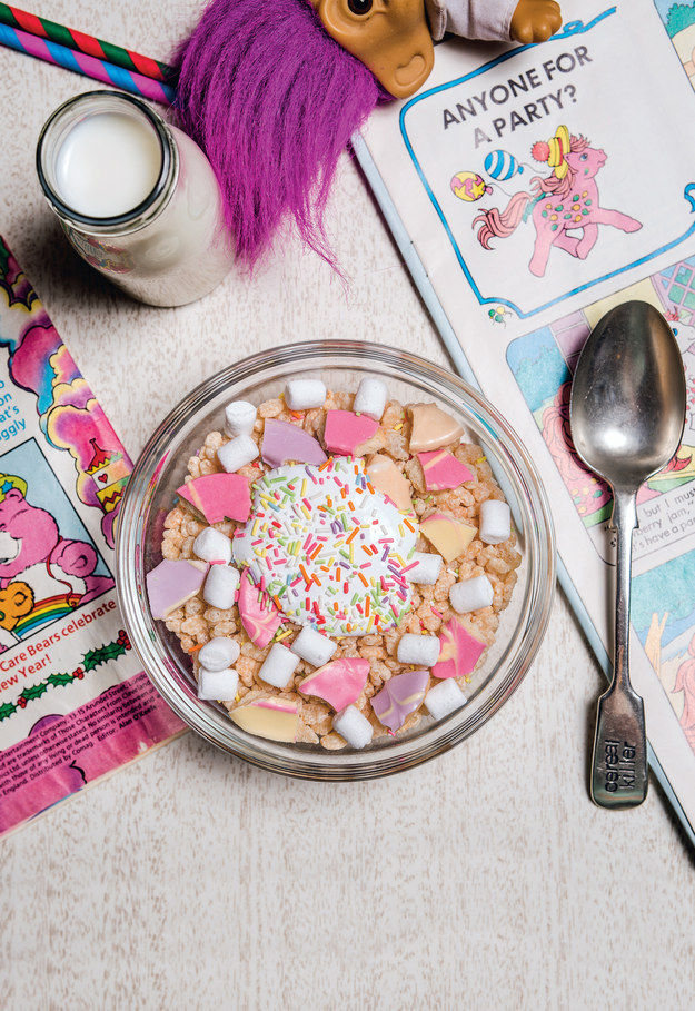 Magical Cereal Combinations