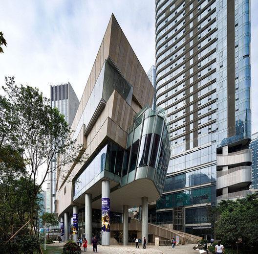 Slender Skyscraper Designs