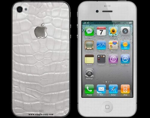 Animal Skin iPhones