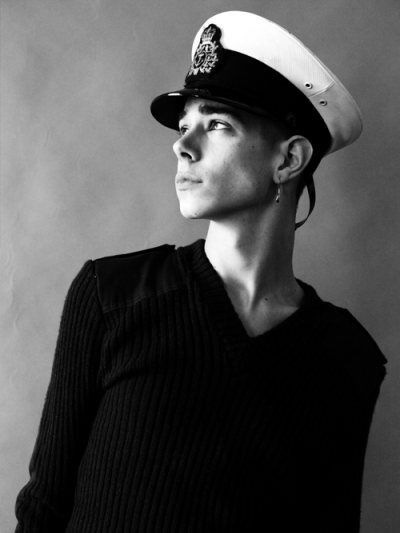 Sailor-Inspired Menswear Shoots