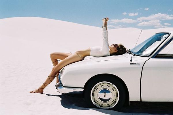 White Hot Desert Lookbooks