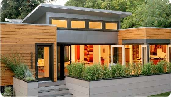 Mls for green homes listed green for Modern green home plans