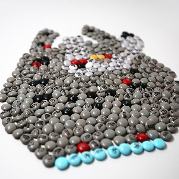 Sci-Fi Candy Constructions
