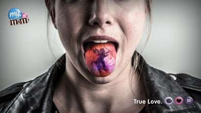 Personality-Revealing Tongue Ads
