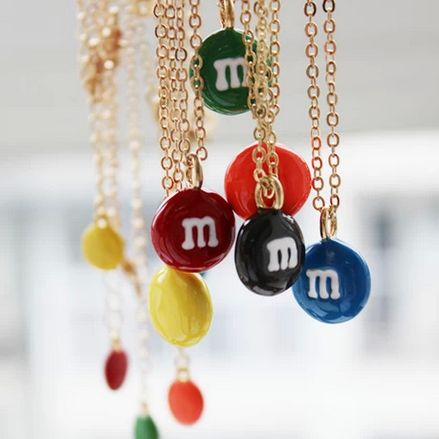 Scrumptious Confectionery Necklaces