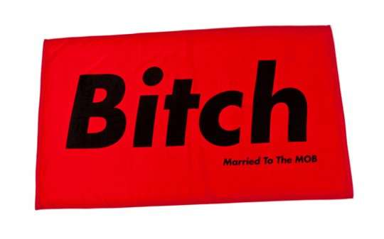 Mob Beach Towel