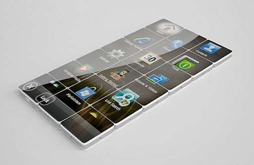 Sliding Puzzle Smartphones