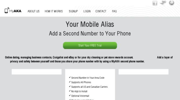 Mobile Alias Apps
